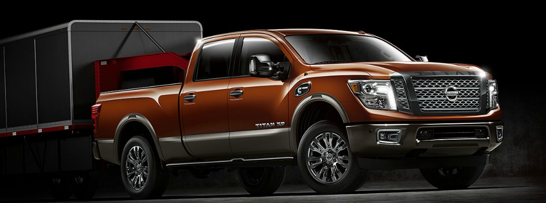 2016 Nissan Titan First Look Houston TX