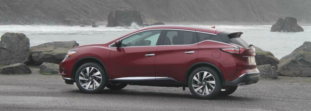 Picking Favorites: Features on the 2015 Nissan Murano