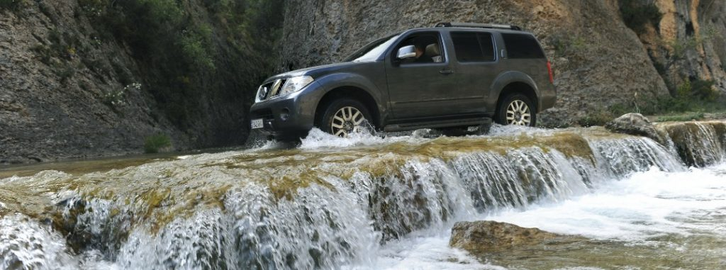 When To Use 4x4 High Vs 4x4 Low Robbins Nissan Blog