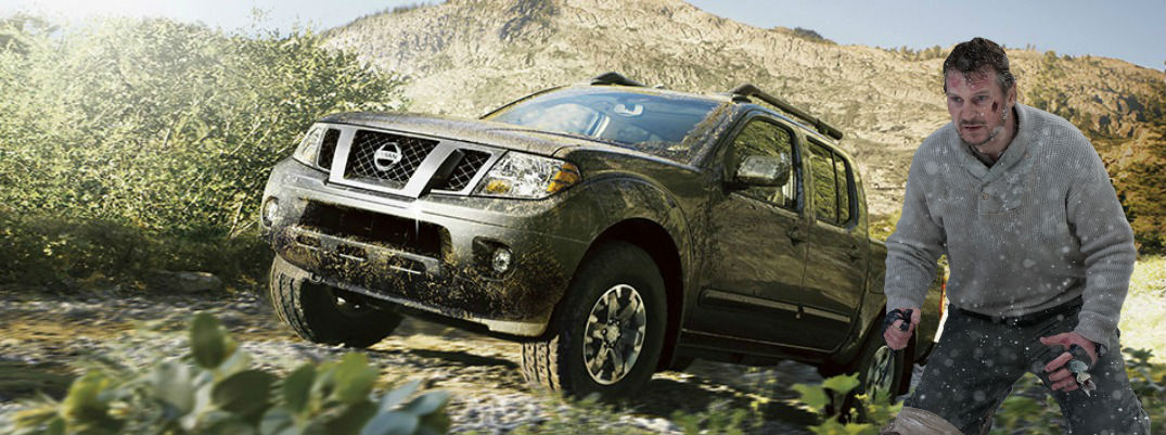 Liam Nissan, Chapter 4: The 2015 Nissan Frontier
