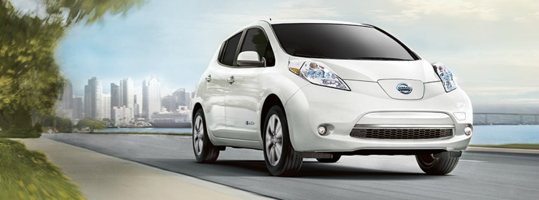 2015 Nissan Leaf Features Houston TX