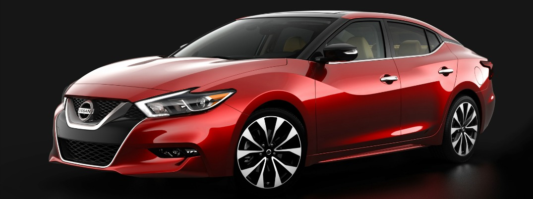 2016 Nissan Maxima Houston TX
