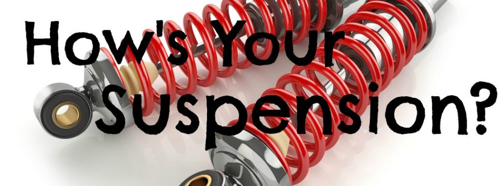 How To Know When It S Time For Suspension Repair Robbins