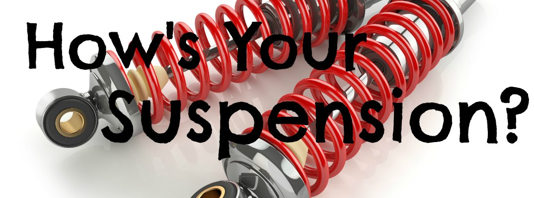 suspension repair houston tx