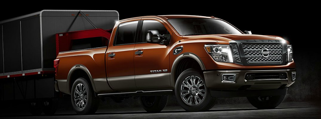 2016 Nissan Titan Towing Houston TX