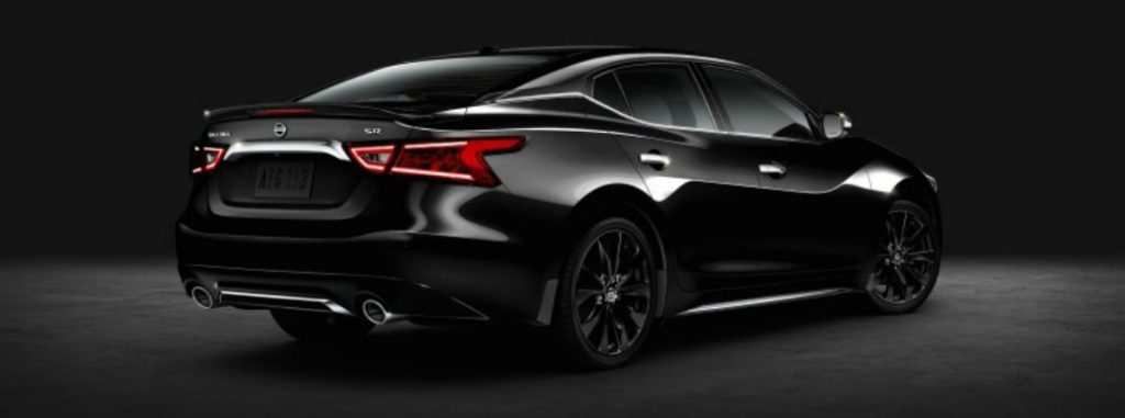 Robbins Chevrolet Humble Tx >> Lights Out for the 2016 Nissan Maxima SR Midnight - Robbins Nissan Blog