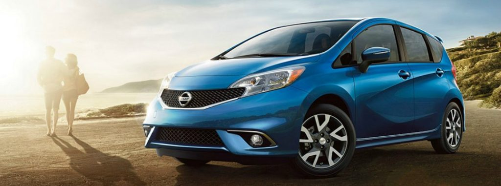 Hatchback Beatdown The 2016 Nissan Versa Note Vs The