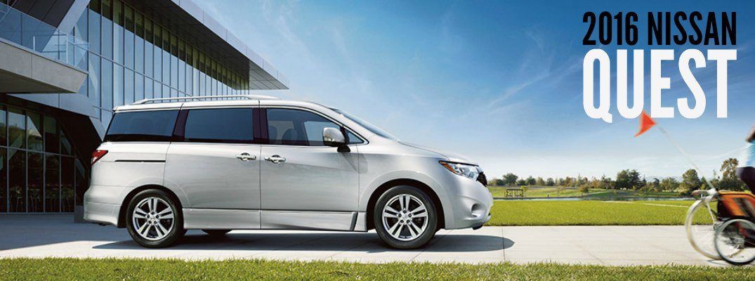 Coming Soon: The 2016 Nissan Quest Release Date