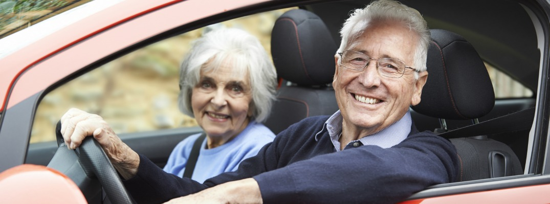Safety Tips for Older Drivers