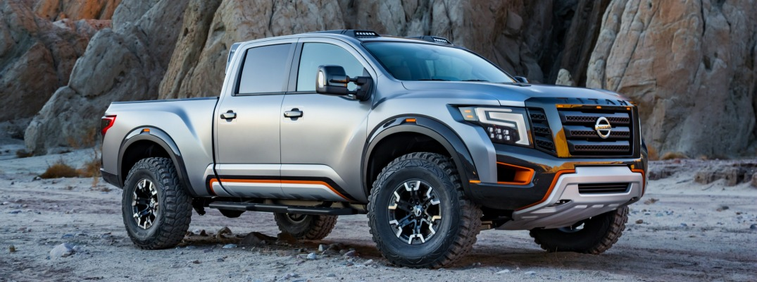 Nissan Titan Warrior Concept Houston TX
