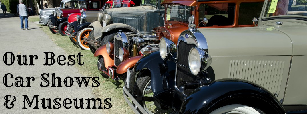 History On Wheels The Best Car Shows And Museums In Texas Robbins - Best car shows