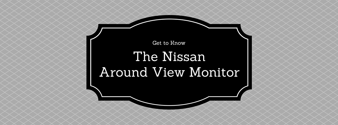 The Nissan Around View Monitor