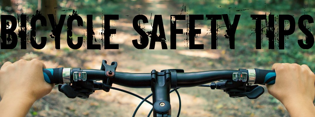 Bike-Ride Safety Tips