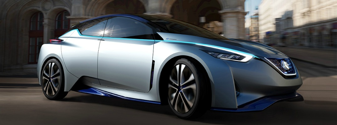 Is the New Nissan LEAF Actually the Nissan IDS Concept?