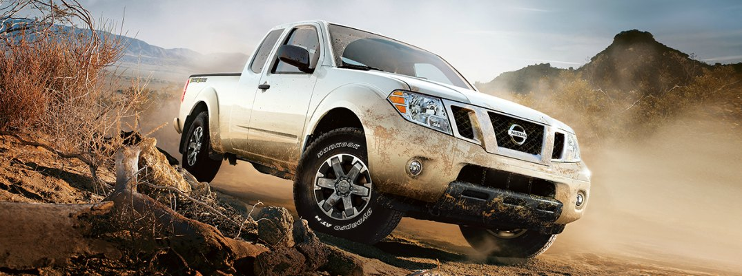 The Specs and Features of the 2017 Nissan Frontier
