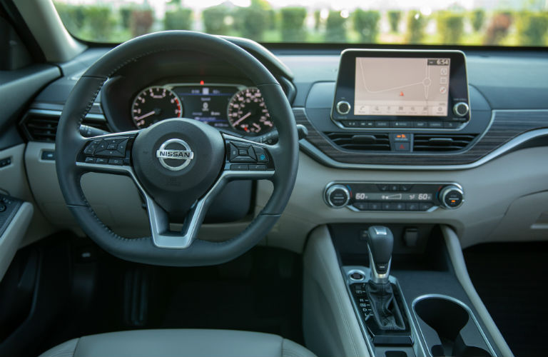 2019 Nissan Altima Edition ONE driver's side interior view