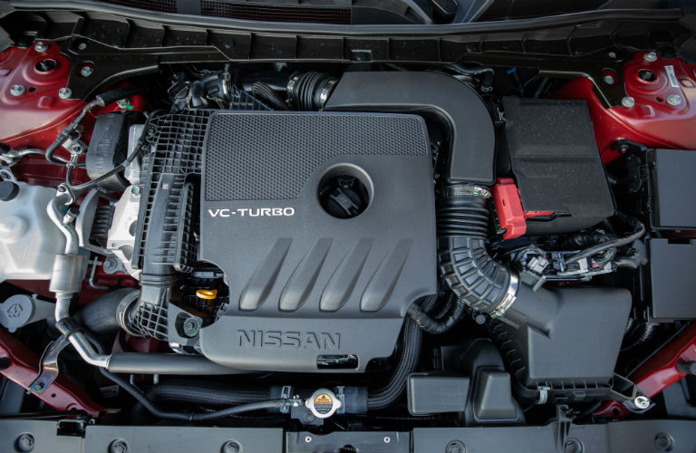 2019 Nissan Altima Edition ONE VC-Turbo engine