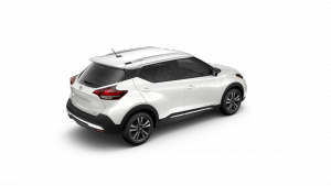2018 Nissan KICKS in Aspen White