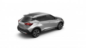 2018 Nissan KICKS in Brilliant Silver