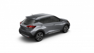 2018 Nissan KICKS in Gun Metallic