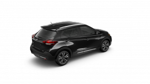 2018 Nissan KICKS in Super Black