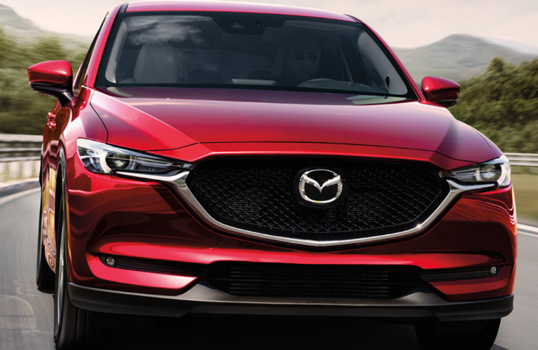 Tuttle Click Mazda >> 2018 Mazda CX-5 safety features