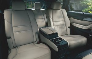 white seats in mazda cx-9