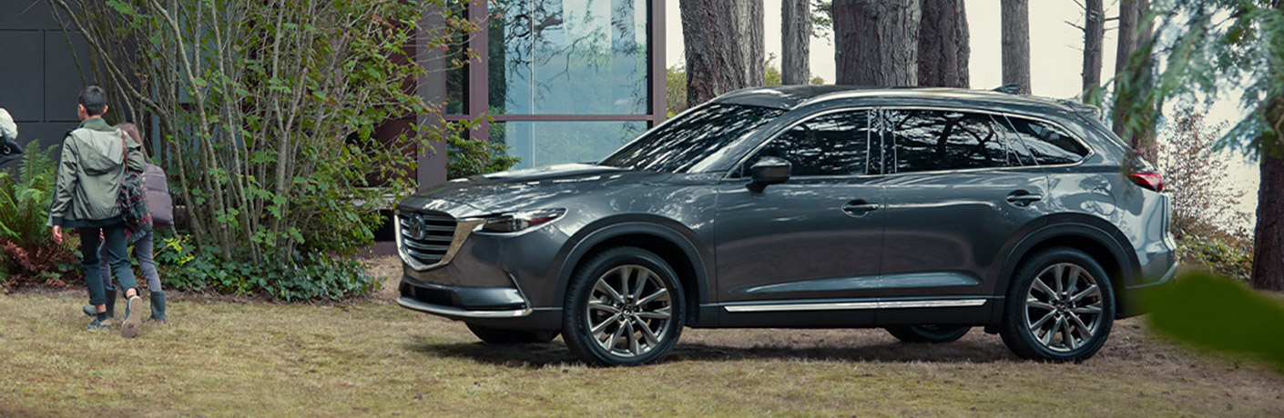 2020 Mazda CX-9 Technology Features