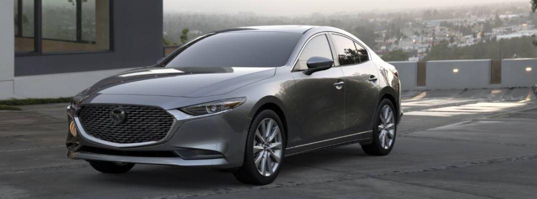 2020 Mazda3 Sedan Exterior Color Options