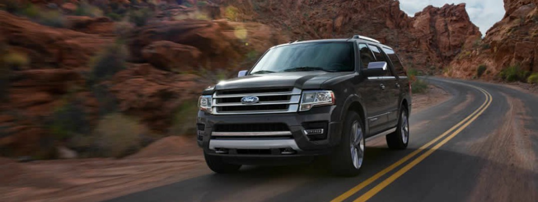 2015 Ford Expedition specs and features