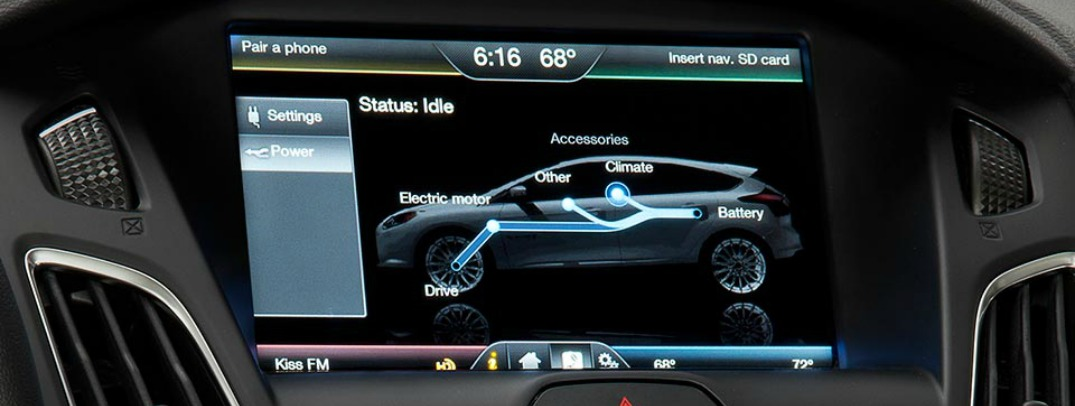 New Ford SYNC3 infotainment features - Akins Ford