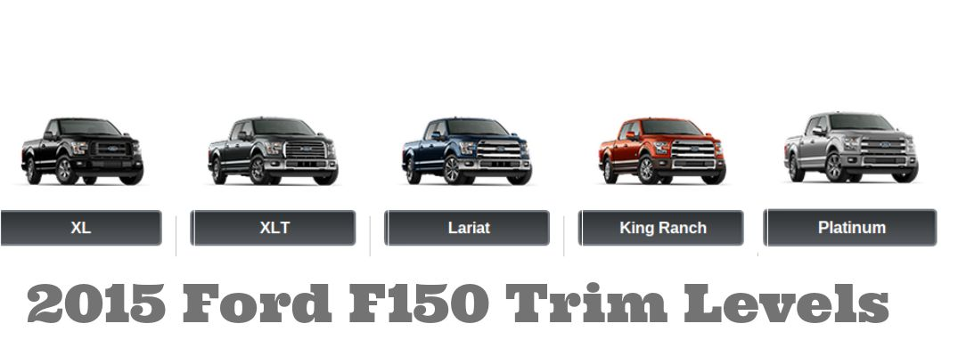 Ford F 150 Trim Levels >> 2015 Ford F150 Models And Trim Levels Akins Ford