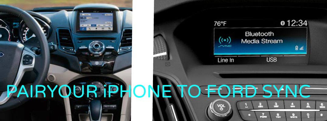 Got an iPhone 6? Learn more about how to sync it with Ford