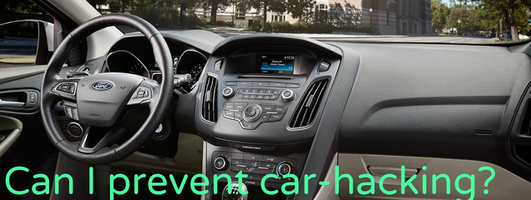 Can people hack into my Ford SYNC system? - Akins Ford