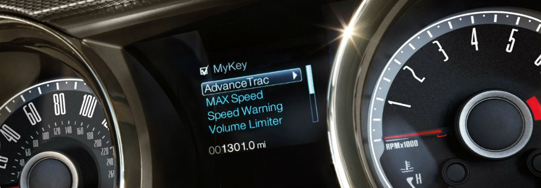 Ford My Key >> Ford Mykey Features For Safer Driving Akins Ford