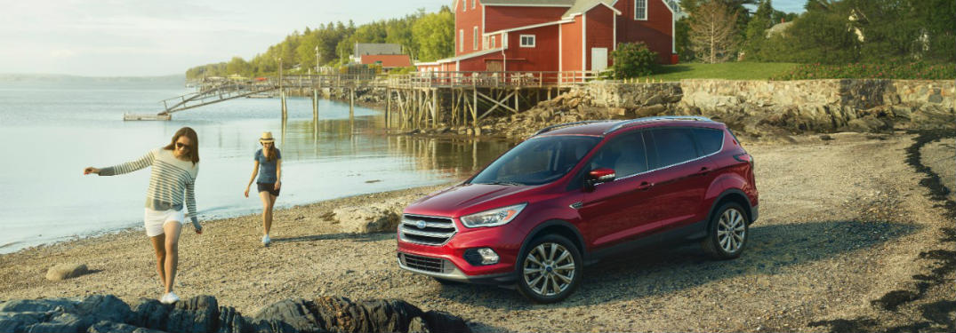 2017 Ford Escape Release Date