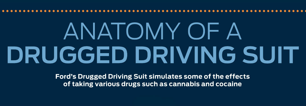 Ford Drugged Driving Suit