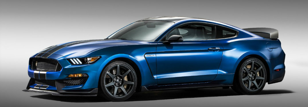 Ford Shelby GT350R Mustang made 2016 10Best List