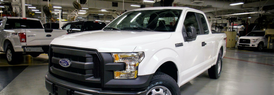 Natural Gas and Propane-Capable 2016 Ford F-150