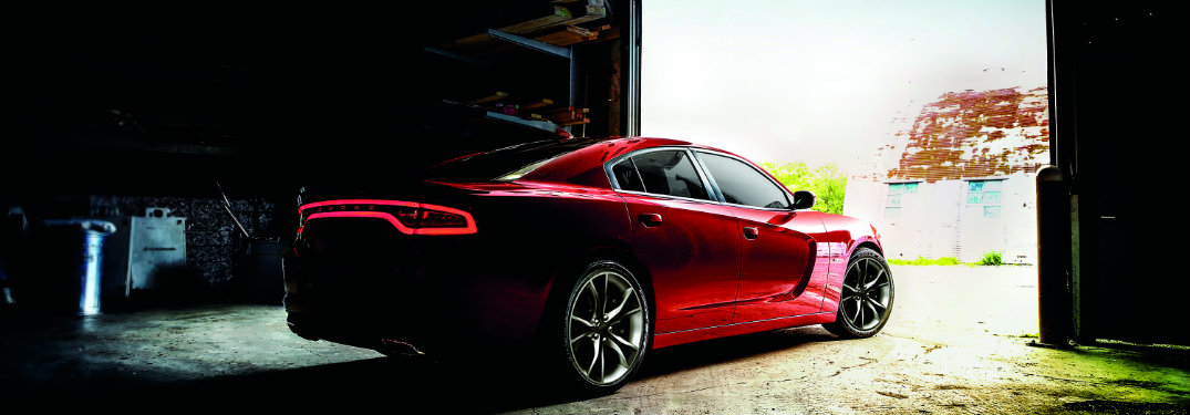 2016 Dodge Charger Takes the ALG Residual Value Award in the Full-size Car Category