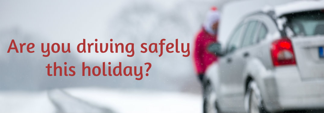 Safe Holiday Driving Tips