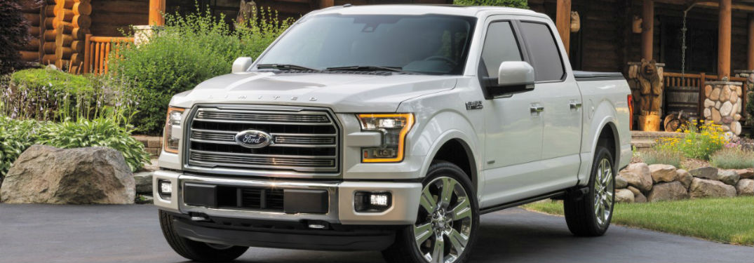 2016 Ford F-150 is a 2016 Top Safety Pick