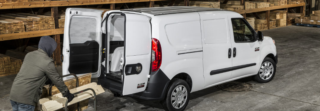 2016 Ram Promaster City 2016 Commercial Green Car of the Year