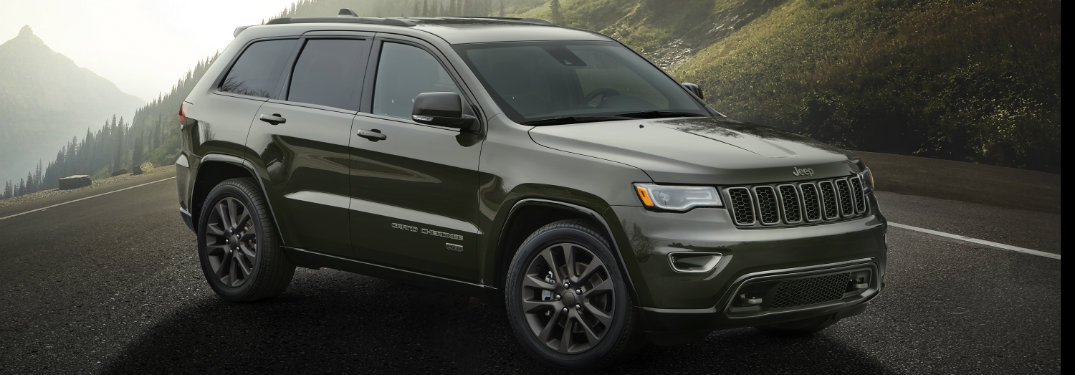 2016 jeep cherokee 75th anniversary edition release date. Black Bedroom Furniture Sets. Home Design Ideas