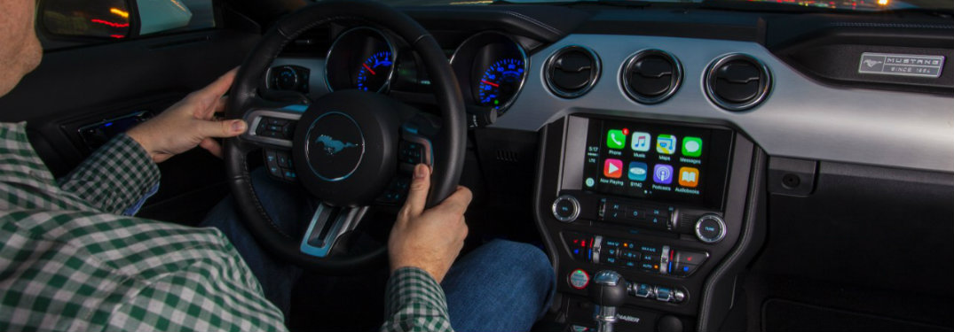 What apps are available on the new Ford SYNC 3?