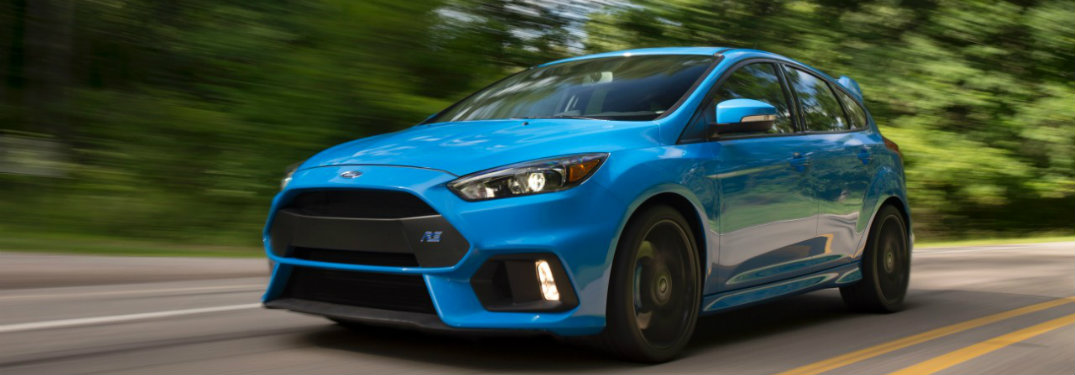 Ford Focus RS Takes Performance to the Next Level
