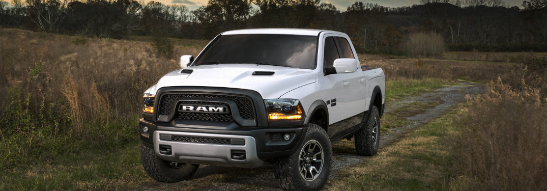 2016 Ram 1500 Rebel Receives Pickup Truck of the Year Title From Four Wheeler Magazine