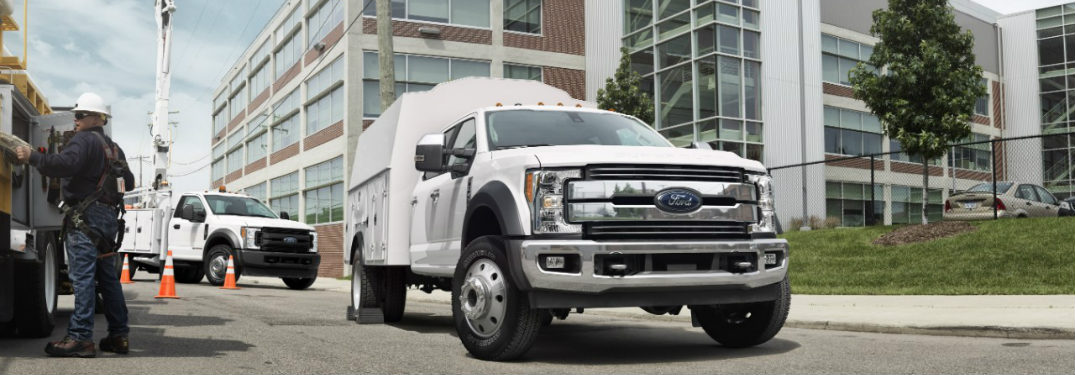 Ford Super Duty Chassis Cab near Atlanta GA