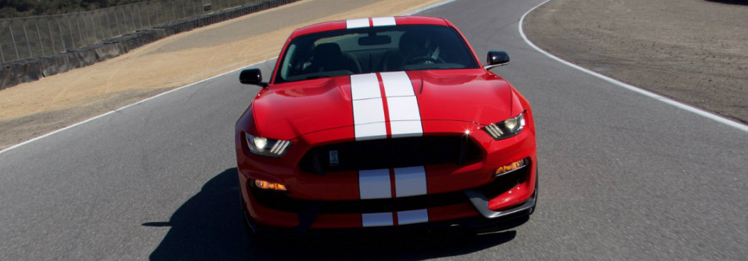 2016 Ford Shelby Mustang GT350 Track Attack Program