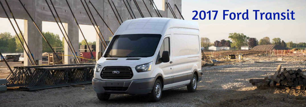2017 Ford Transit Release Date